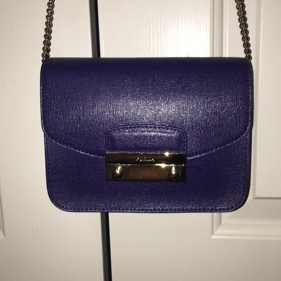 0ff62624e43b83 Furla Bags | Julia Mini Saffiano Leather Crossbody Bag | Poshmark